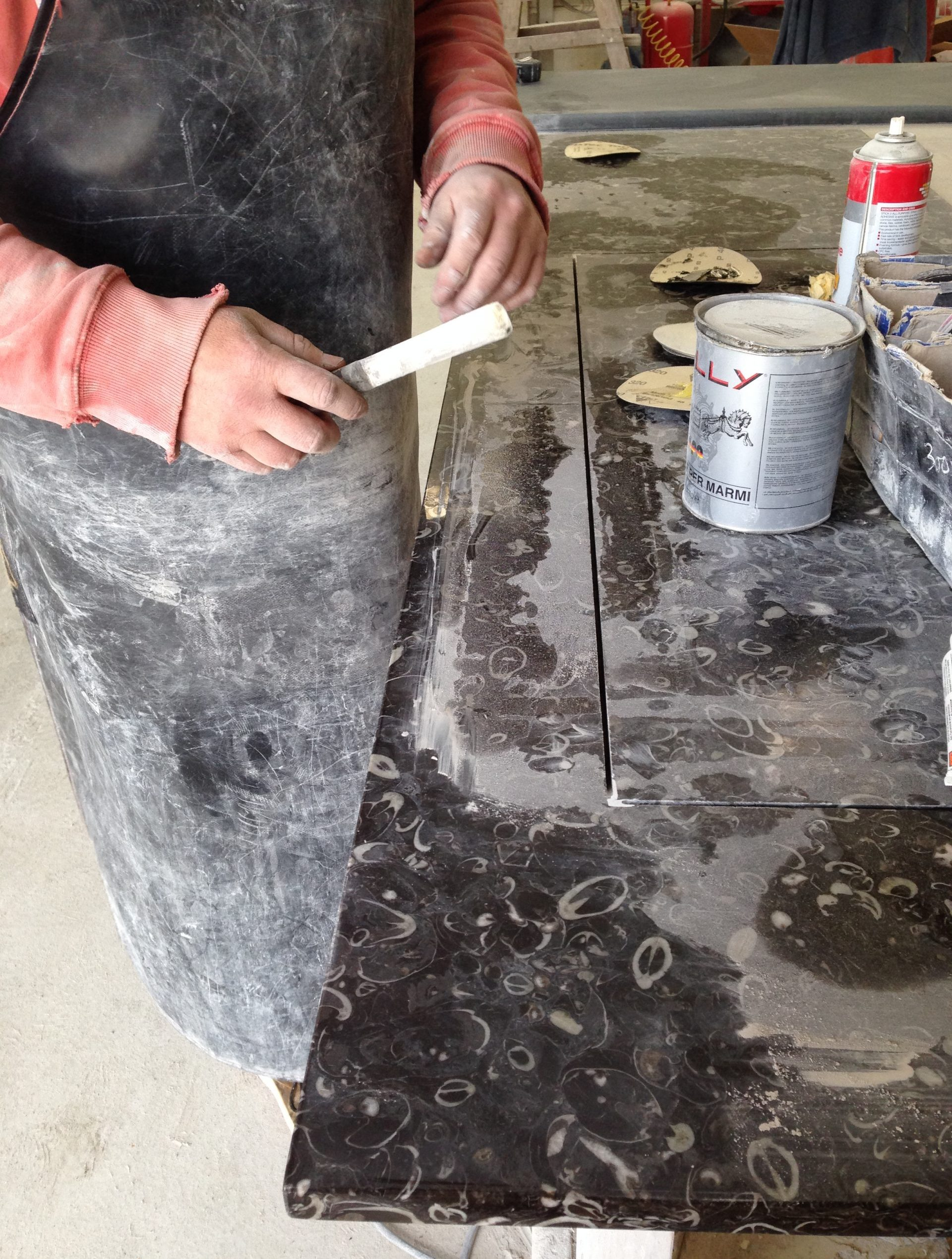 Stone installation and consultancy