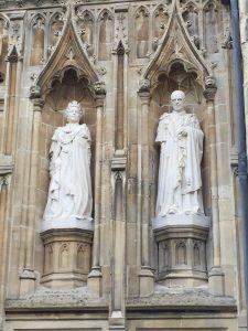 Lavoux French limestone Nina Bilbey carvings Canterbury